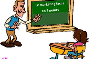 Le Marketing facile en 7 points