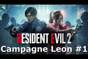 Let's Play Xbox One - Resident Evil  2 (Remake)