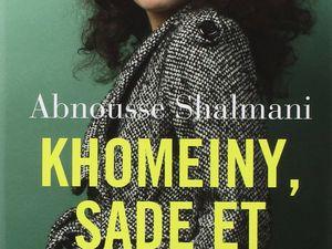A l'Envolée des Livres 2015 : Abnousse Shalmani