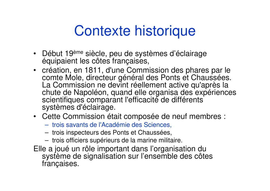 Alnum - groupe Saint-Gobain, l'histoire de la création des phares maritimes