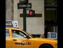 Le taxi de la cinquième avenue