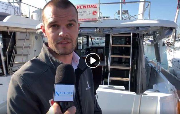 Vidéo – Bénéteau Massif Marine en force sur le salon Hissez'O des Sables d'Olonne