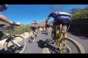 Relays in the mountain pass @ Cape Epic