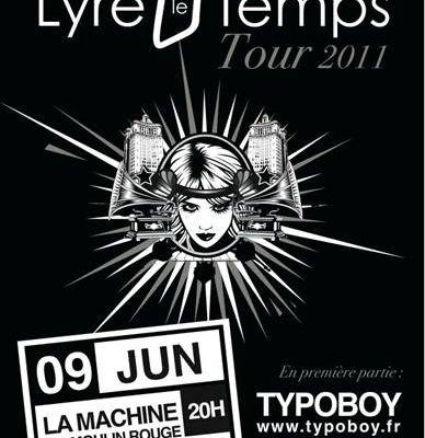Lyre le temps - About the Trauma Drum - LE CLIP / CONCERT LE 9 JUIN 2011