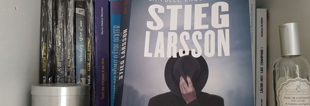 LA FOLLE ENQUETE DE STIEG LARSSON de Jan STOCKLASSA