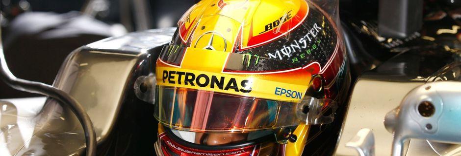 Monster Energy devient un sponsor de Lewis Hamilton