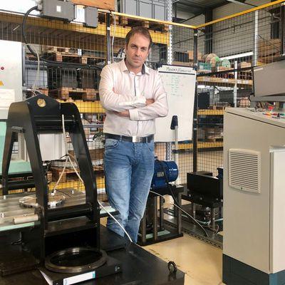 la startup lotoise Whylot va développer un moteur électrique automobile innovant à flux axial