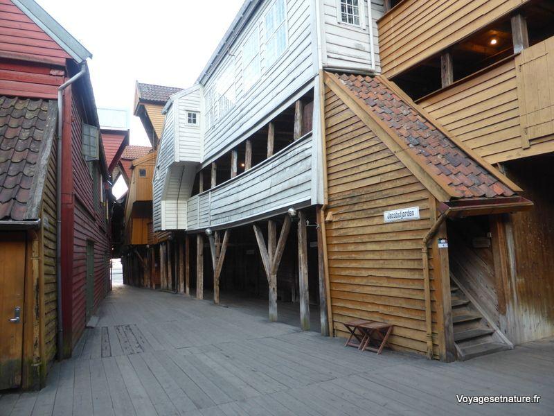Visite de Bergen