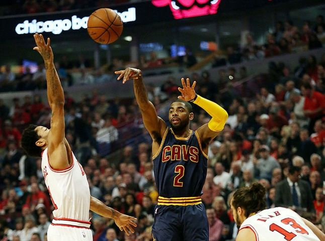 Kyrie Irving aggrave sa blessure
