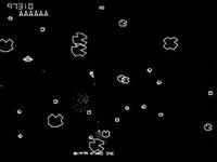 """Les jeux spatiaux ont vraiment la cote ! L'effet Star Wars ? L'espace noir en décor de fond est en tout cas bien """"pratique"""""""