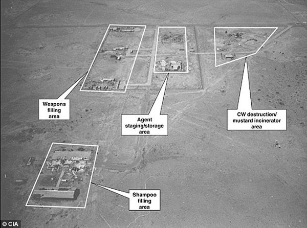 The chemical engineer worked at Saddam Hussein's Muthanna chemical weapon production facility, which produced the deadly sarin gas, before the fall of Iraq  Read more: http://www.dailymail.co.uk/news/article-2934130/ISIS-chemical-weapons-expert-trained-Saddam-killed-airstrike-near-Mosul-says-central-command.html#ixzz3io7Qt8Gw  Follow us: @MailOnline on Twitter   DailyMail on Facebook