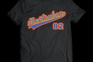 T-shirt: France - Midi-Pyrénées - Montauban 82.