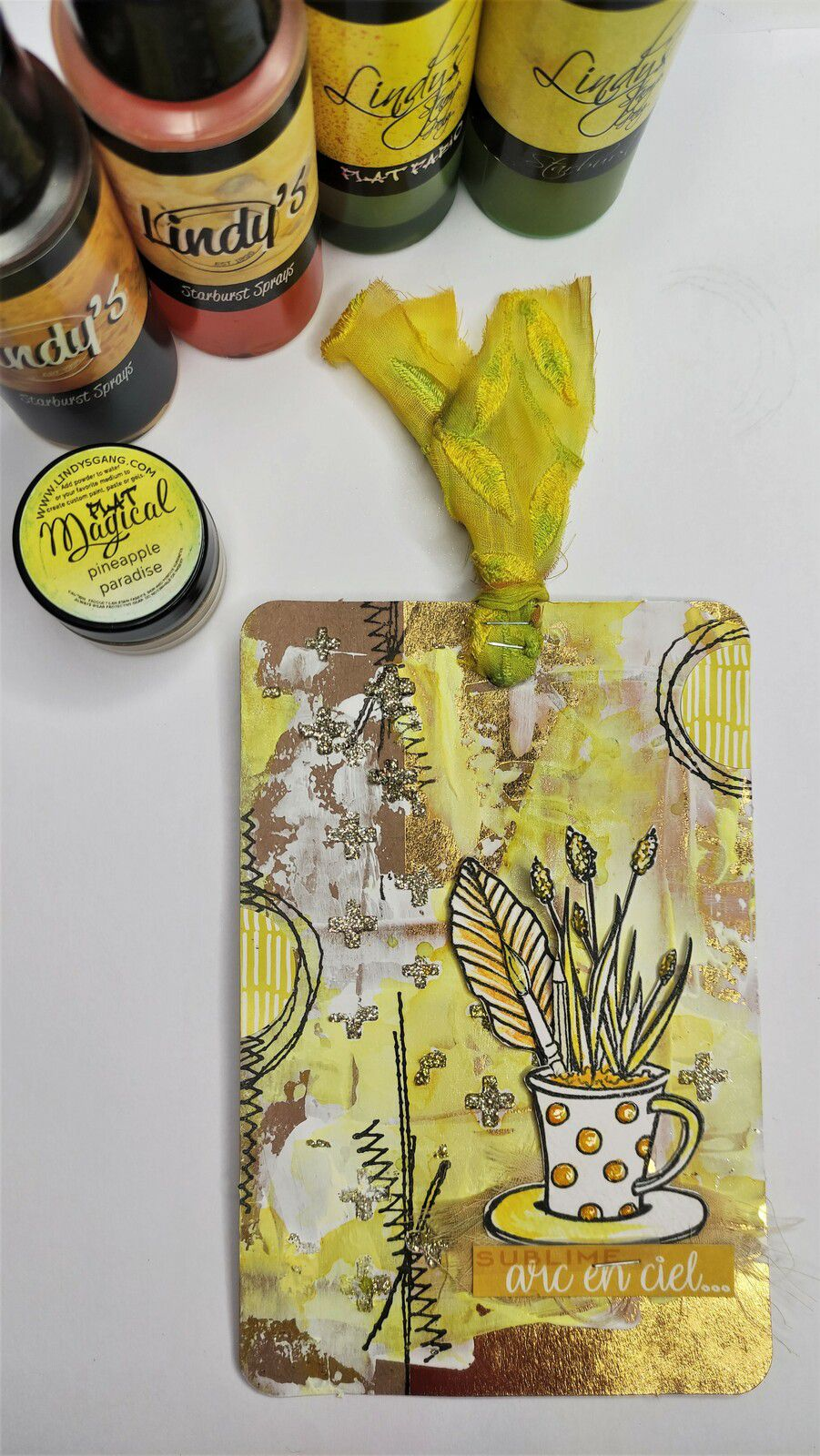 Lindy's 3 easy tags (suite)