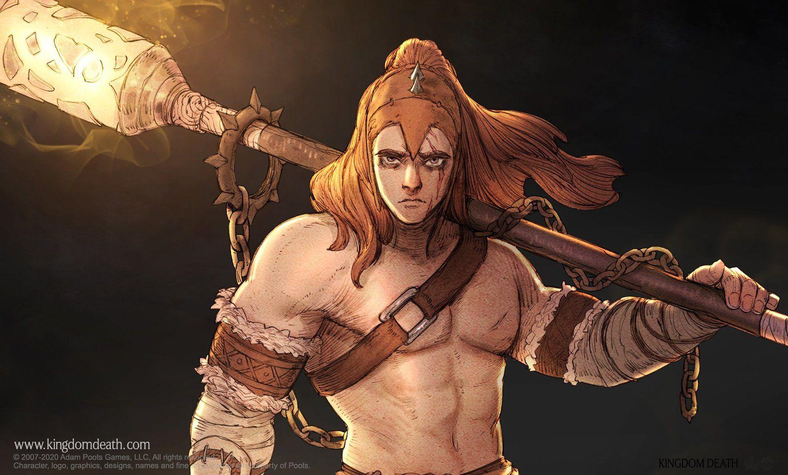 Kingdom Death, Lantern Guard