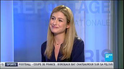 2013 01 07 - CLAIRE BONNICHON - FRANCE 24 - PARIS DIRECT 'REVUE DE PRESSE' @07H12
