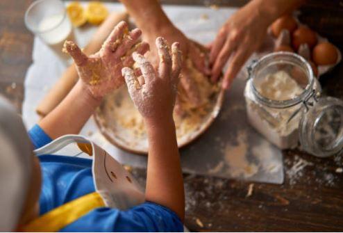 La cuisine, l'activité idéale pour le développement des intelligences multiples