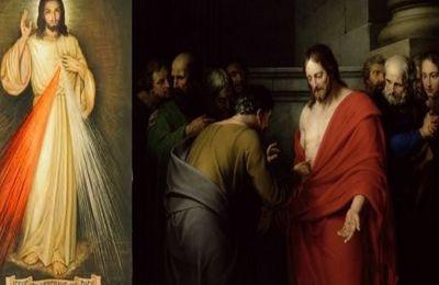 Prière universelle - 2e dimanche de Pâques ou Dimanche de la divine Miséricorde
