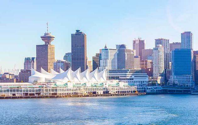 Etape n° 42  Vancouver