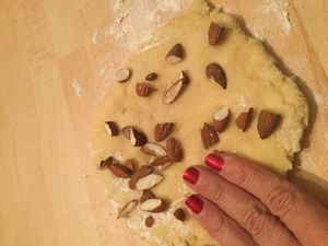 Canistrelli, recette au Cook-Expert, Magimix.