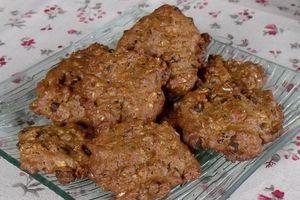 Mmmh ! des cookies (avec purée d'amandes)