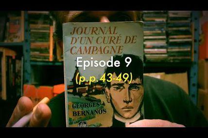 #Journal d'un curé de campagne, Georges Bernanos épisode 9 (#FeuilletonQuotidien)