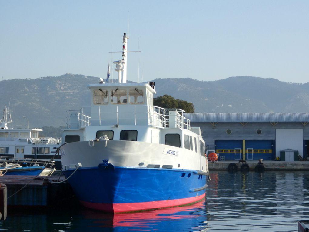 ARCHIPEL  III  (4)  , a quai à la Seyne sur Mer le 24 février 2021