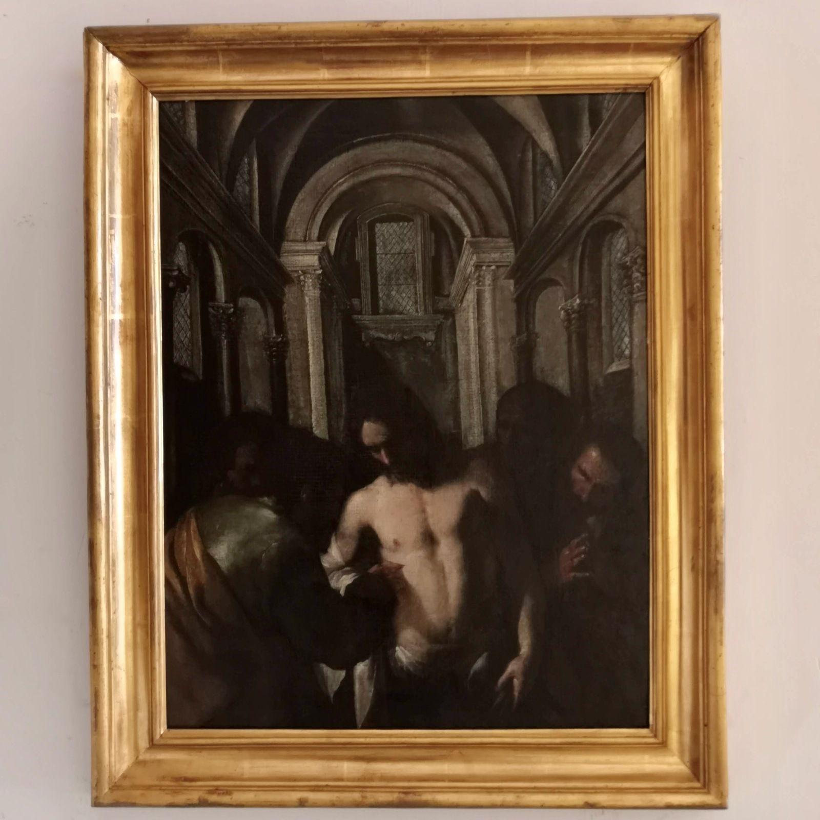 Cavallino (Bernardo) (1616-1656), Incredulità di San Tommasso
