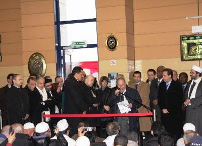 L'imam appelle au rapprochement avec les juifs et les chrétiens