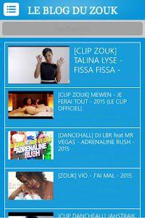 Le Blog Du Zouk (LeBlogDuZouk)