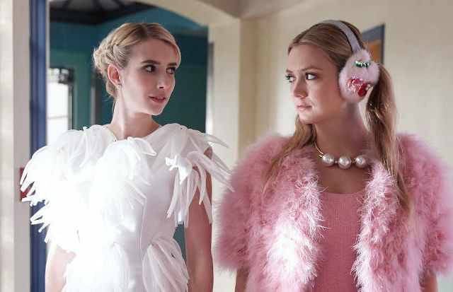 Critiques Séries : Scream Queens. Saison 2. Episode 5.