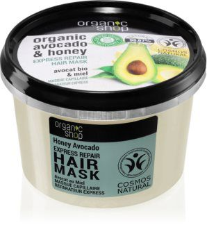 Hair Mask Organic Shop : des merveilles à shopper en promo