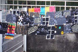 La grande lessive chez Edith