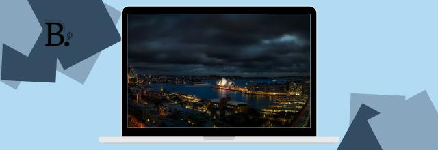 Australie : un vol pour admirer la super lune