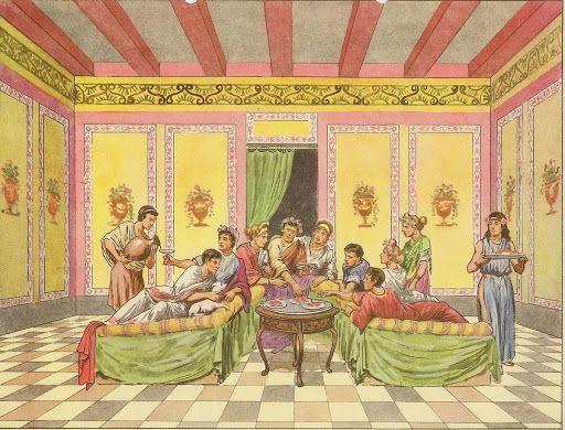 Que mangeaient nos ancêtres romains ? Plein de bonnes choses...