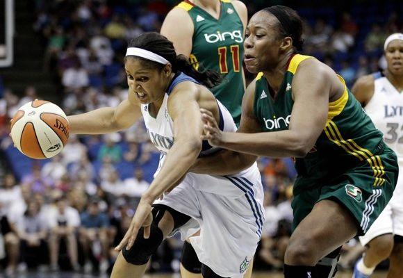 WNBA: Minnesota Lynx est inarrêtable