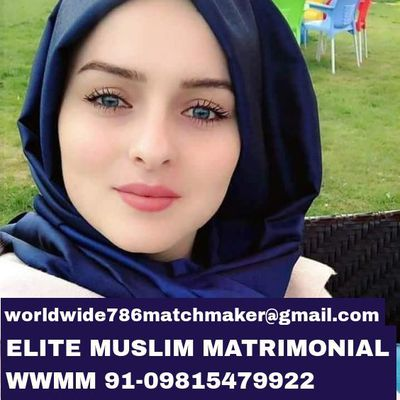 MUSLIM MATCHMAKING CUSTOMER CARE 91-09815479922 WWMM