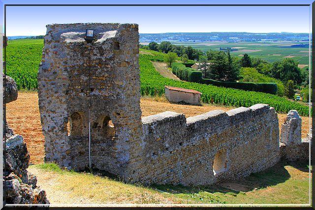 Diaporama château de Mercurol