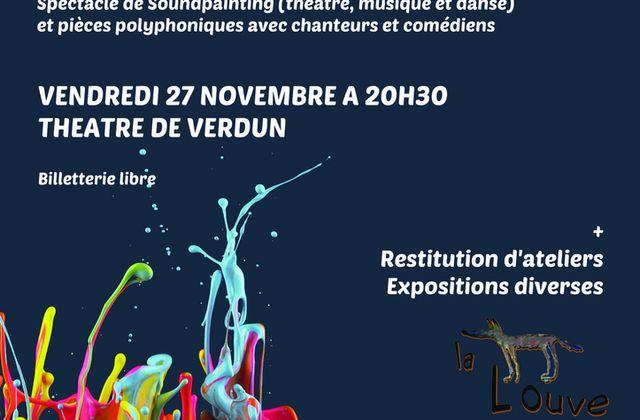 PARTICIPEZ AU SPECTACLE DE LA LOUVE, POUR TOUS ET POUR TOUS DU 23/11/2015 AU 27/11/2015