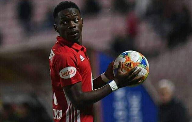 Congo vs Eswatini : Bradley Mazikou probablement forfait