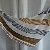 le châle Au hasard de miclasouris pattern by Michèle Aixala