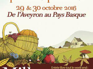 [Foire d'automne de Millau] Beau rassemblement autour des fermiers de l'Aveyron