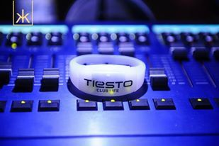 Tiësto Club Life bracelets - soon in your concerts