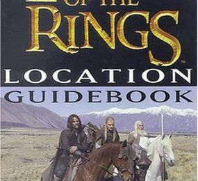 Middle-Earth Location Guidebooks