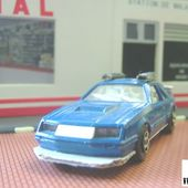 FORD MUSTANG JET CAR NOREV 1/43 - car-collector.net