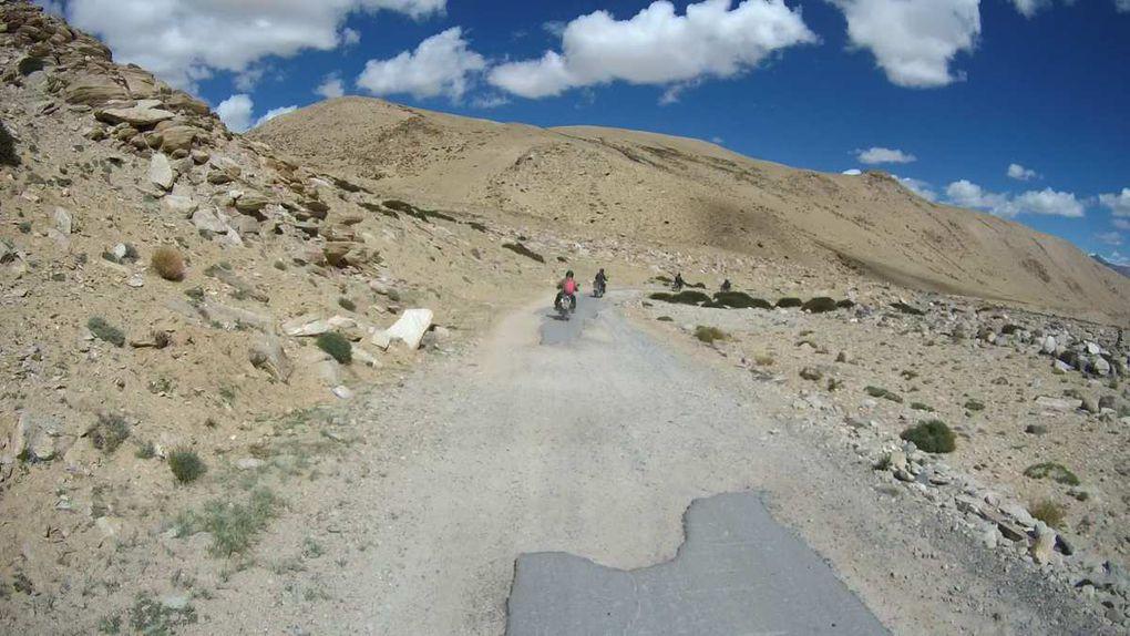 Avant de redescendre vers la vallée de l'Indus