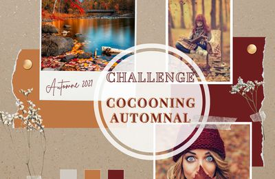 Challenge Cocooning Automnal 2021