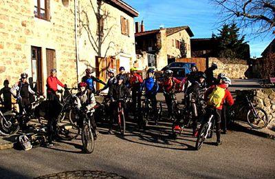 Le plus important team VTT de l'Ardèche