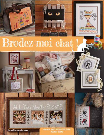 """Résultat du Grand Concours """" Brodez moi Chat ! """""""