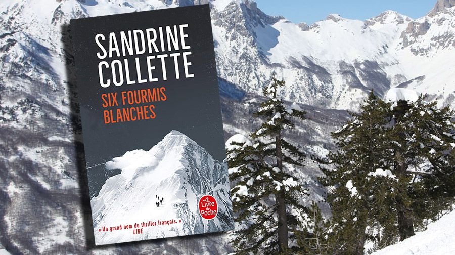 📚 SANDRINE COLLETTE - SI FOURMIS BLANCHES (2015)