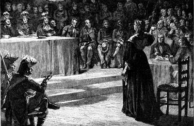 Le 3 octobre 1793, Marie-Antoinette comparaît devant le Tribunal révolutionnaire